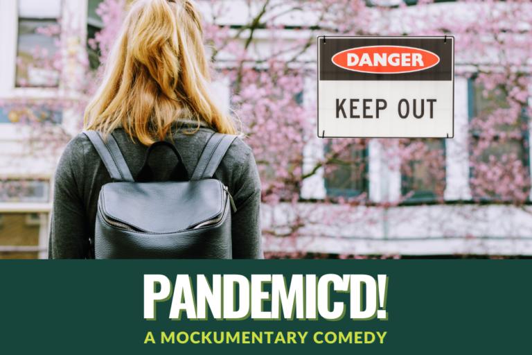 MSU Theatre Freshmen Premiere Original Web Series Satire About College During COVID-19