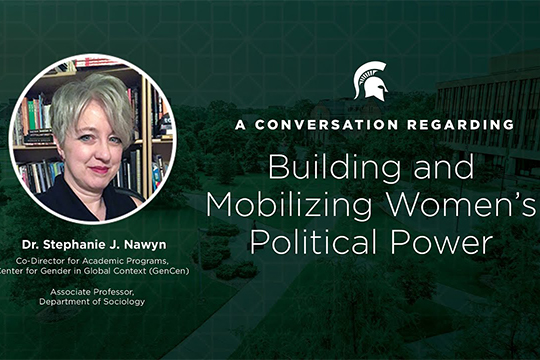 Building and Mobilizing Women's Political Power