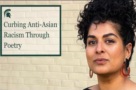 Curbing Anti-Asian Racism Through Poetry