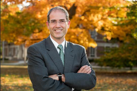 Dean Long Named MSU Foundation Professor