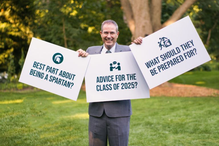 To the Class of 2025, Let Us Begin Again Together