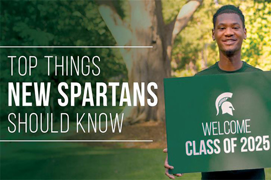 Top Things New Spartans Should Know