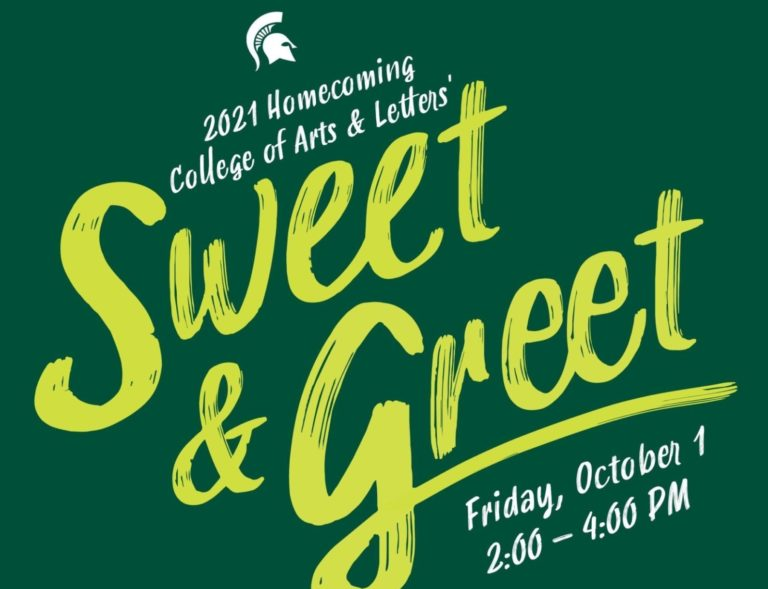 2021 Homecoming Event: Join us for Sweet & Greet