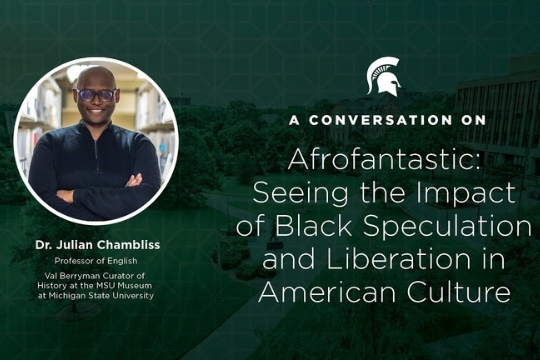 Afrofantastic: Seeing the Impact of Black Speculation and Liberation in American Culture